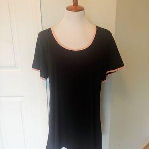 LuLaRoe Classic Tee Short Sleeve Size XL